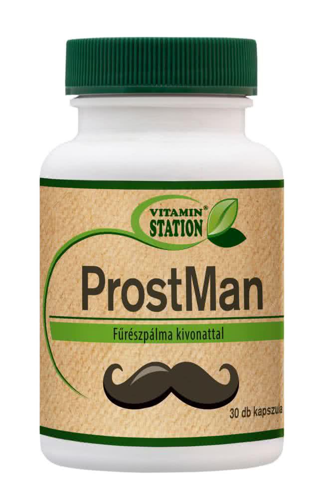 Vitamin Station ProstMan 30 caps.