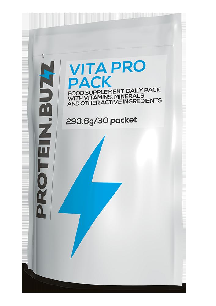 Protein Buzz Vita Pro Pack 30 pac.