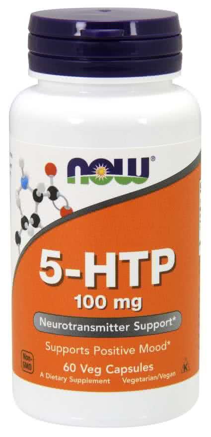 Now Foods 5-HTP 60 caps.