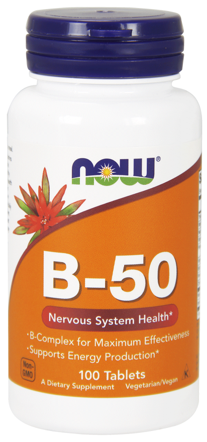 Now Foods B-50 100 tab.