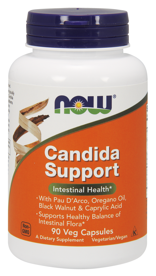 Now Foods Candida Support 90 caps.