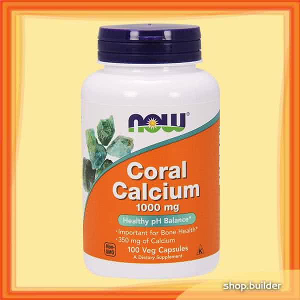 Now Foods Coral Calcium 100 caps.