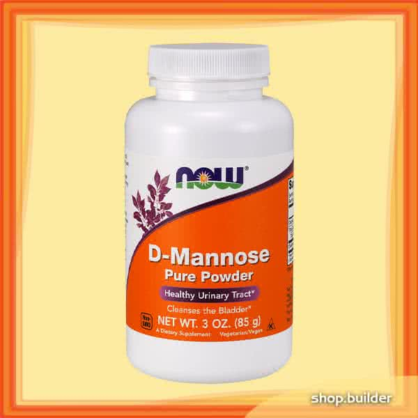 Now Foods D-Mannose Powder 85 gr.