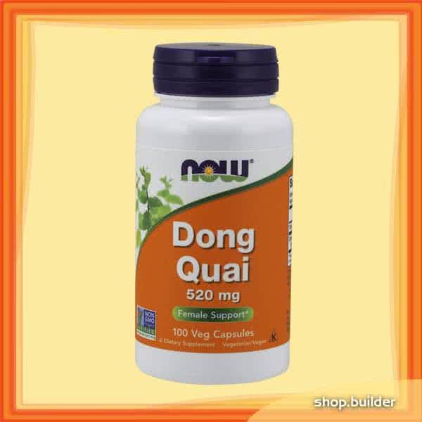 Now Foods Dong Quai 100 caps.