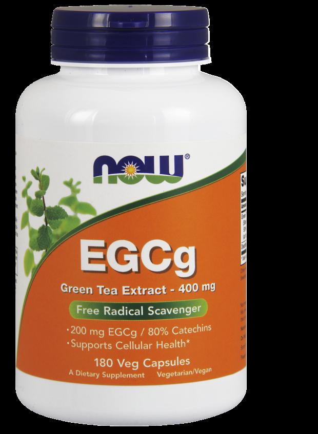 Now Foods EGCg Green Tea 180 caps.