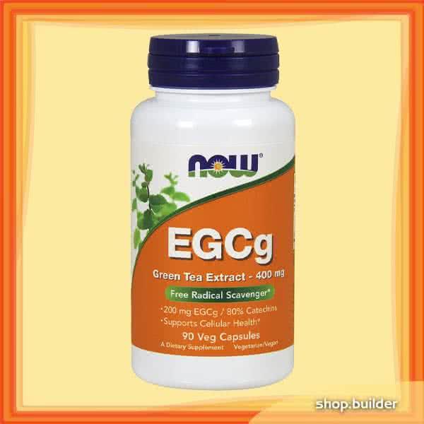 Now Foods EGCg Green Tea 90 caps.