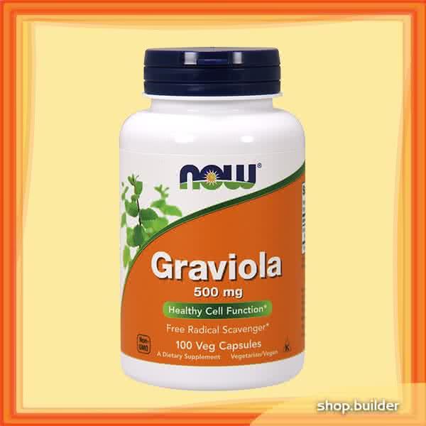 Now Foods Graviola 100 caps.
