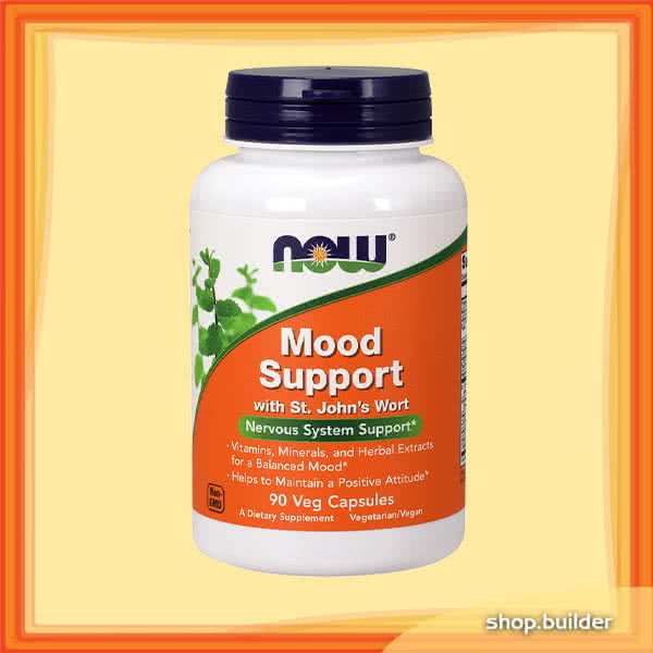 Now Foods Mood Support 90 caps.