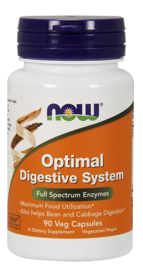 Now Foods Optimal Digestive System 90 caps.