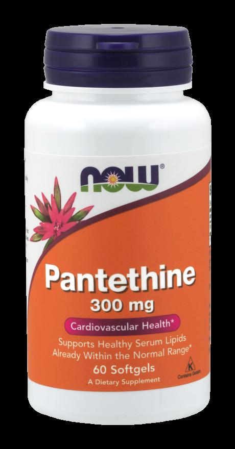 Now Foods Pantethine 60 caps.