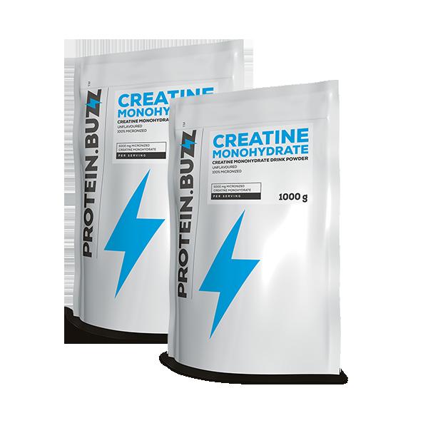 Protein Buzz Creatine Monohydrate 2000 gr.