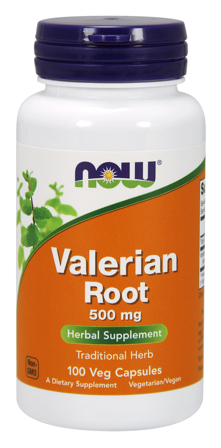 Now Foods Valerian Root 100 caps.