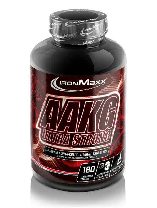 IronMaxx AAKG Ultra Strong 180 tab.