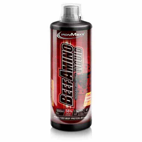IronMaxx Beef Amino Liquid 1 lit.