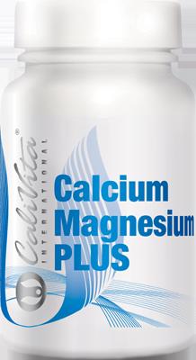 Calivita International Calcium Magnesium PLUS 100 caps.