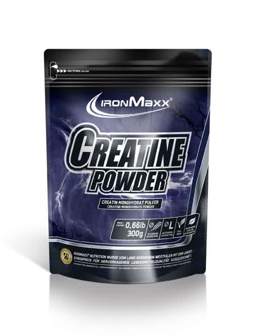 IronMaxx Creatine 300 gr.