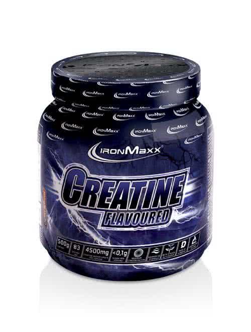 IronMaxx Creatine Flavoured 500 gr.