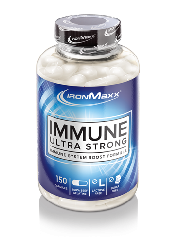 IronMaxx Immune Ultra Strong 150 caps.