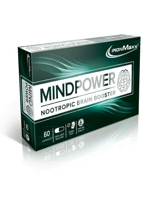 IronMaxx Mindpower 60 caps.