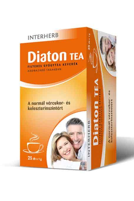 Interherb Diaton Tea 25 fil.