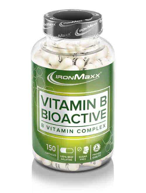 IronMaxx Vitamin B Bioactive 150 caps.