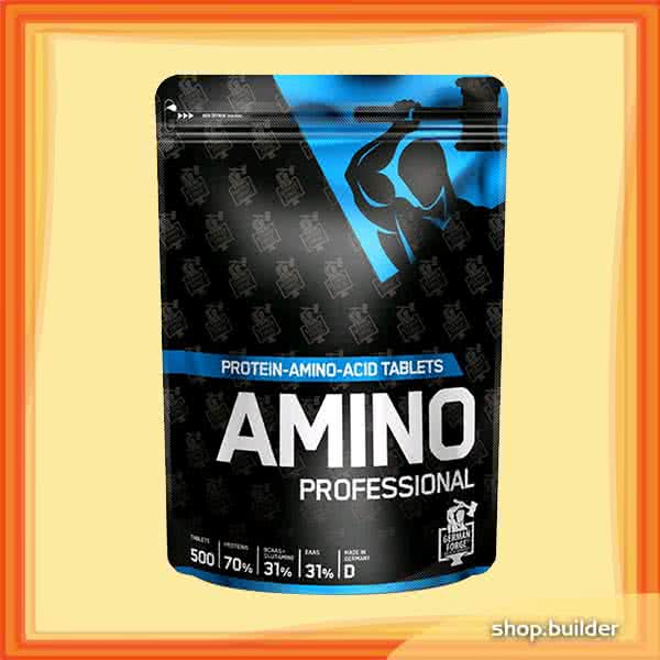 German Forge Amino Professional 500 tab.
