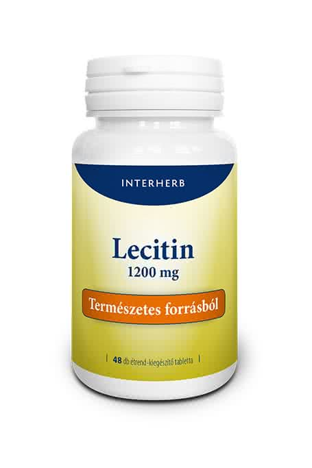 Interherb Lecithin 48 caps.