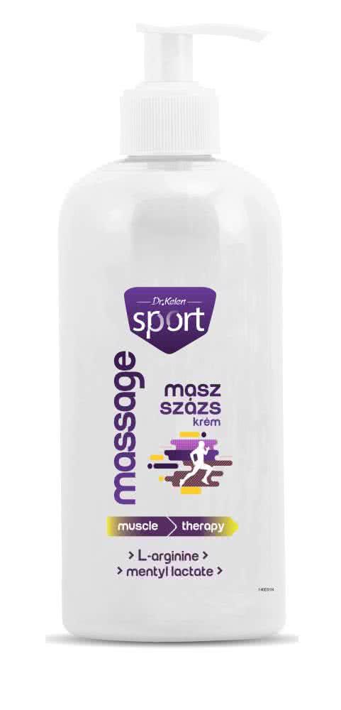 Dr. Kelen Cosmetics Sport Massage cream 500 ml