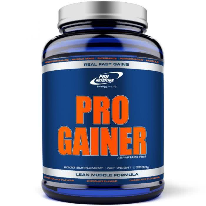Pro Nutrition Pro Gainer 3 kg