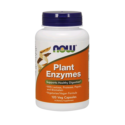 Now Foods Plant Enzymes 120 caps.