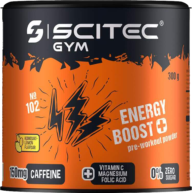 Scitec Nutrition Energy Boost+ 300 gr.