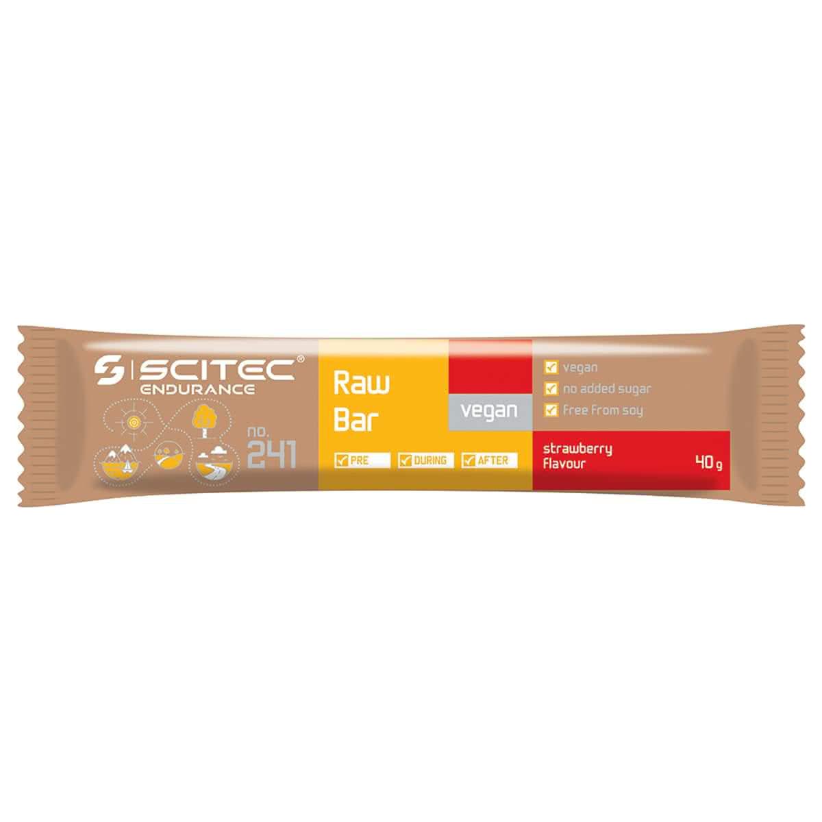 Scitec Nutrition Raw Bar 40 gr.