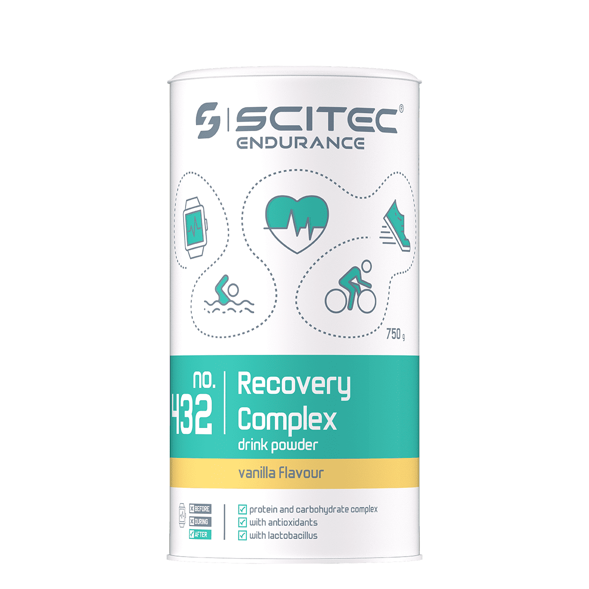 Scitec Nutrition Recovery Complex 0,75 kg