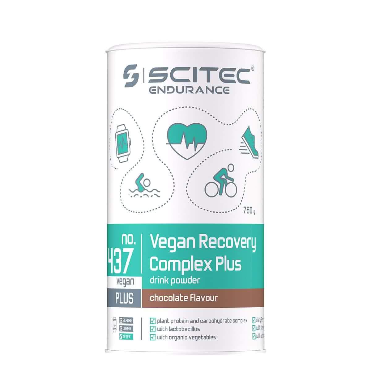 Scitec Nutrition Vegan Recovery Complex Plus 0,75 kg