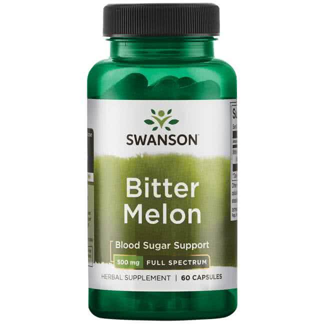 Swanson Bitter Melon 60 caps.