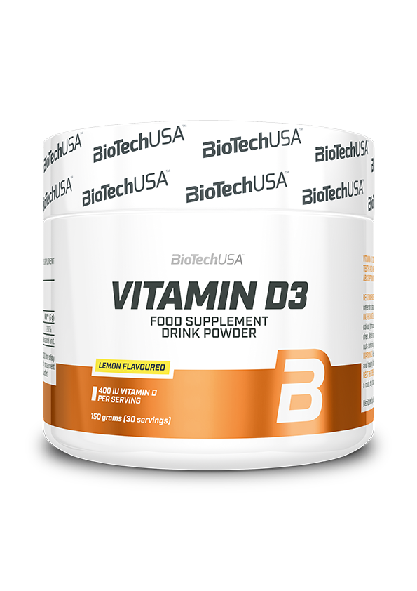 BioTech USA Vitamin D3 150 gr.