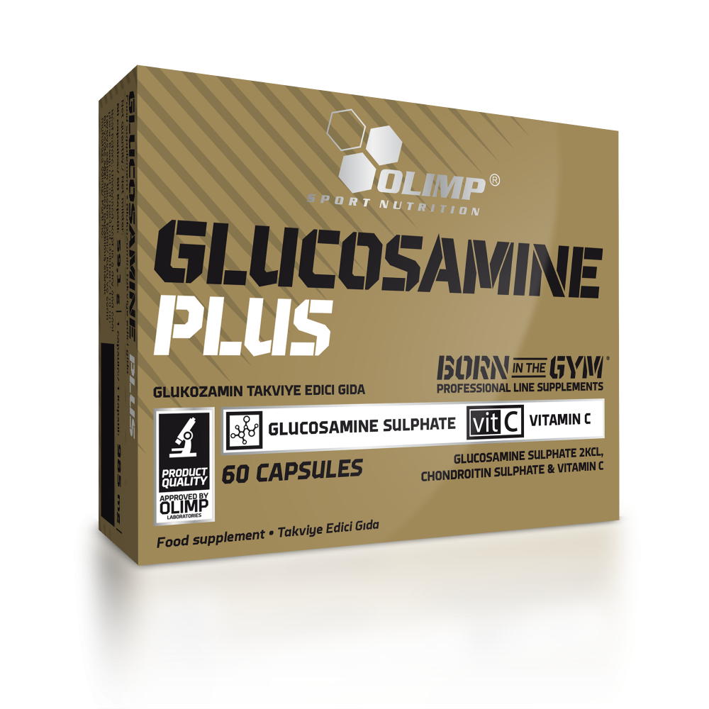 Olimp Sport Nutrition Glucosamine Plus Sport Edition 60 caps.