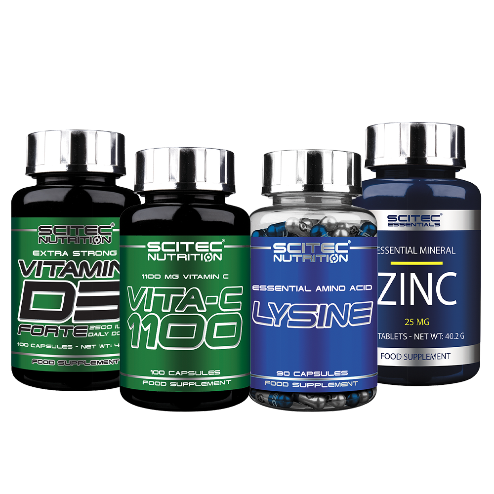 Scitec Nutrition Immune booster pack set