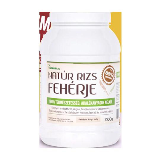 Netamin Rice Protein 1 kg