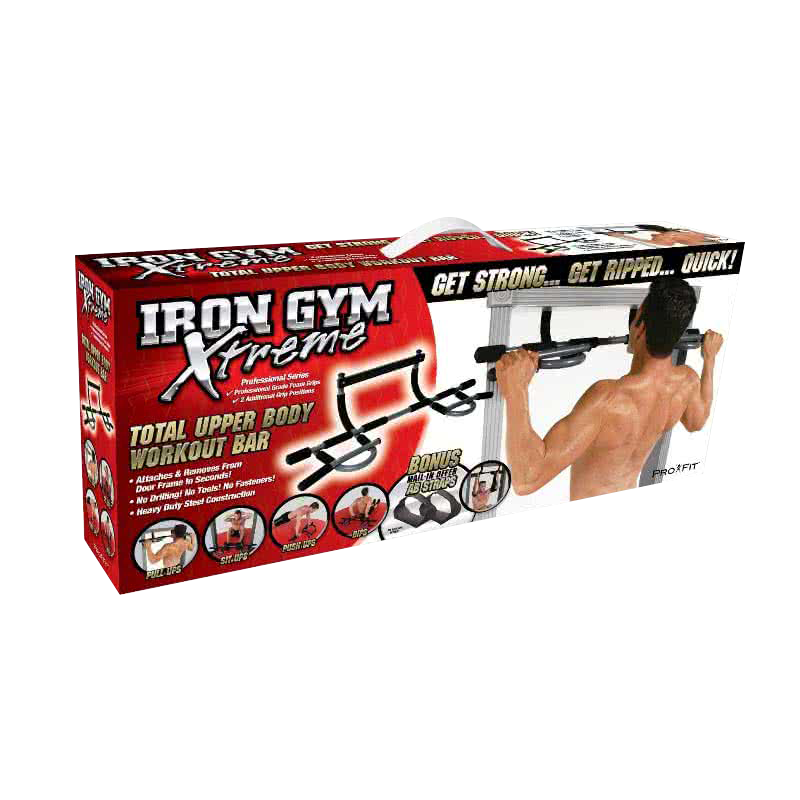 Everlast Iron Gym Xtreme buc