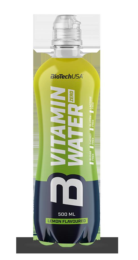 BioTech USA Vitamin Water Zero 0,5 lit.