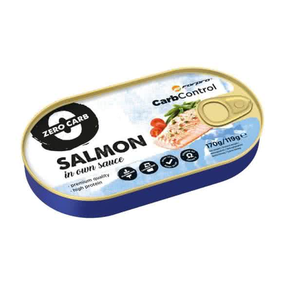 ForPro Salmon in own sauce 170 gr.