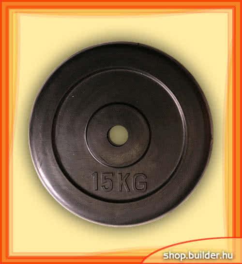 Alte echipamente sportive Disc cauciucat 15 kg 15 kg