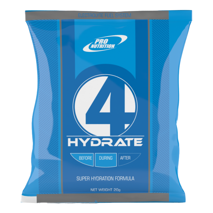 Pro Nutrition 4 Hydrate 25x20 g