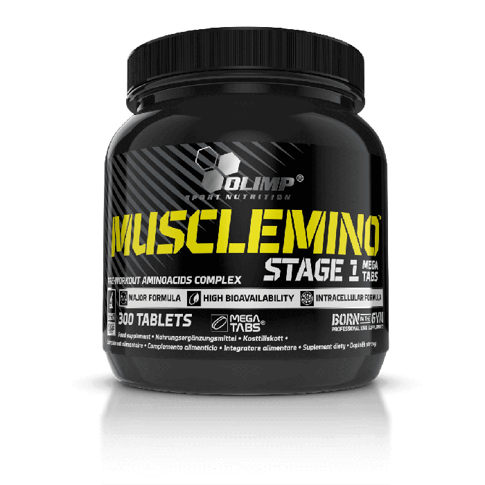 Olimp Sport Nutrition Musclemino stage 1 300 tab.