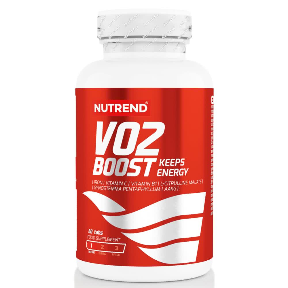 Nutrend VO2 Boost 60 tab.