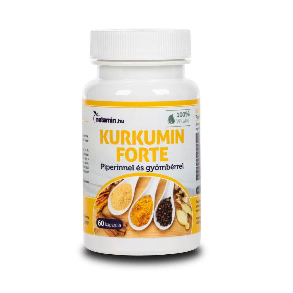 Netamin Curcumin Forte 60 caps.