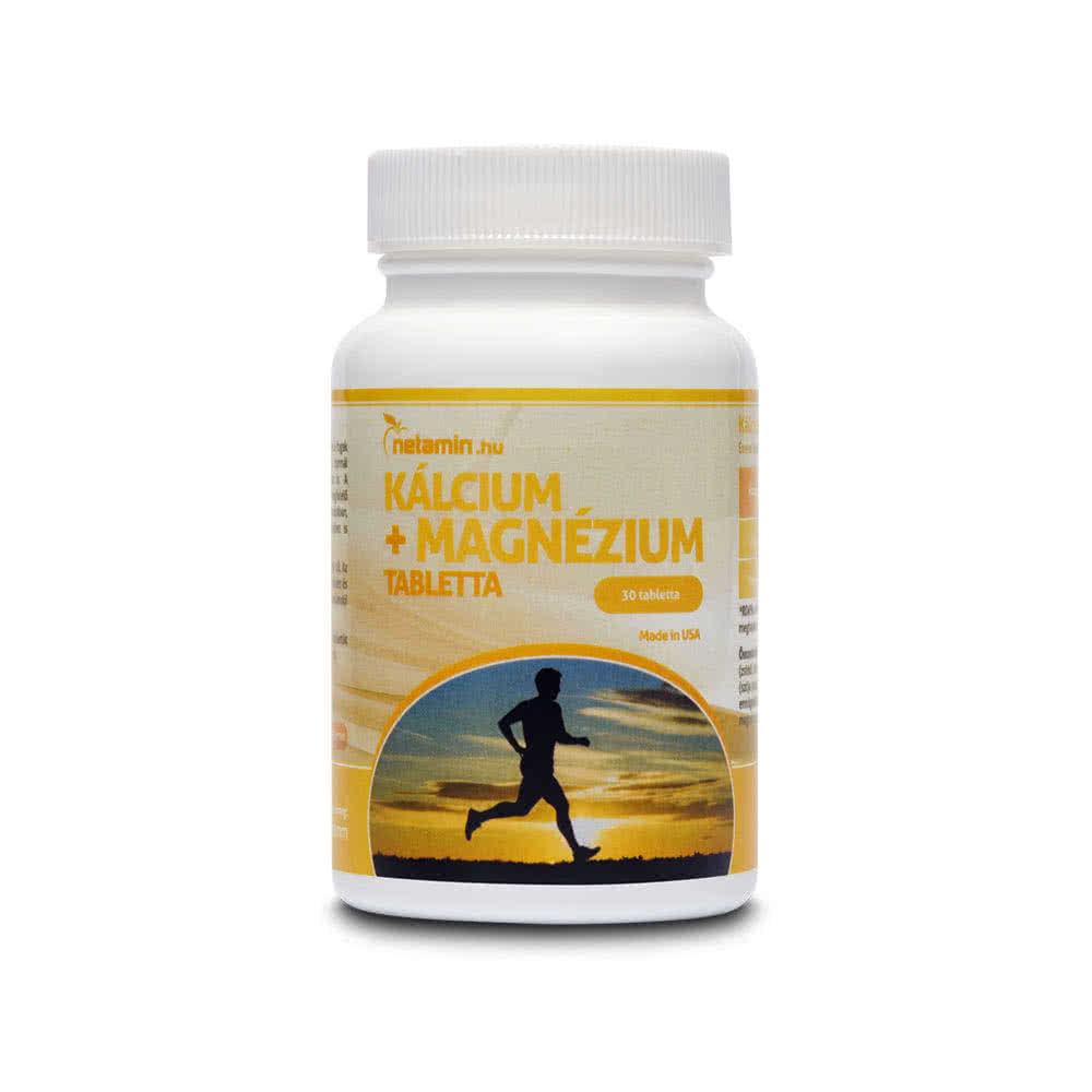 Netamin Calcium + Magnesium 30 tab.