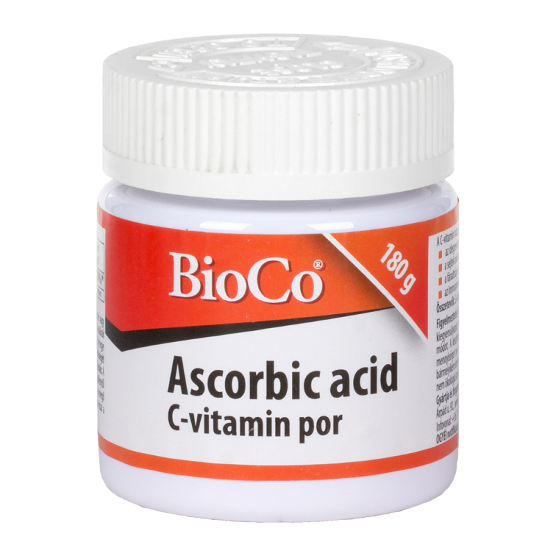 BioCo Ascorbic Acid 180 gr.