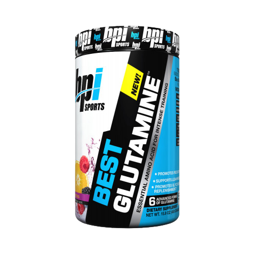 BPI Sports Best Glutamine 400 gr.